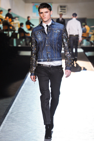 【DSQUARED2 2012 FALL/WINTER III】 STYLE 详情