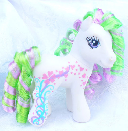 Love Bloom Custom Little Pony by ~mayanbutterfly