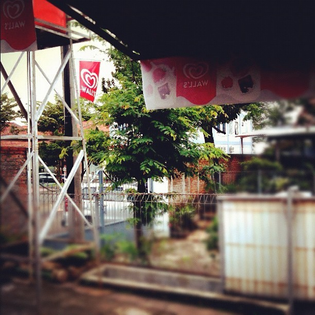 Home branding :D  (Taken with Instagram at Rumah seroja)
