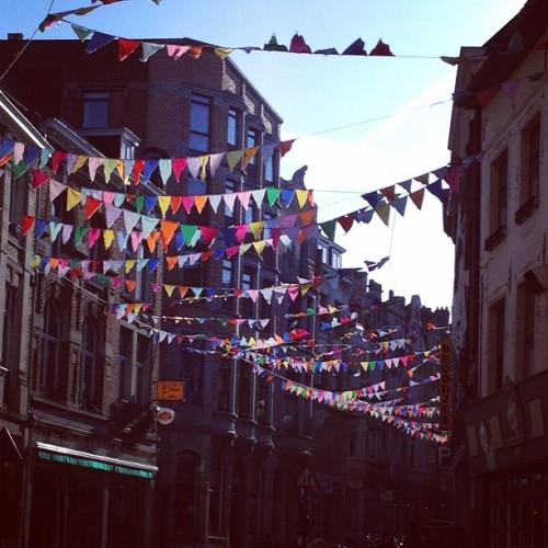 Leuven 2012 (Taken with instagram)