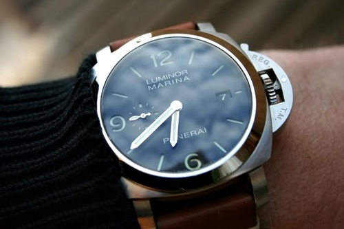 dailyluxury:  Panerai.
