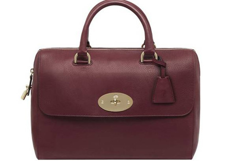 fuckyeahlanadelrey:  The Del Rey, a Mulberry bag named after Lana