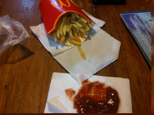 Mcdo Fries :))
