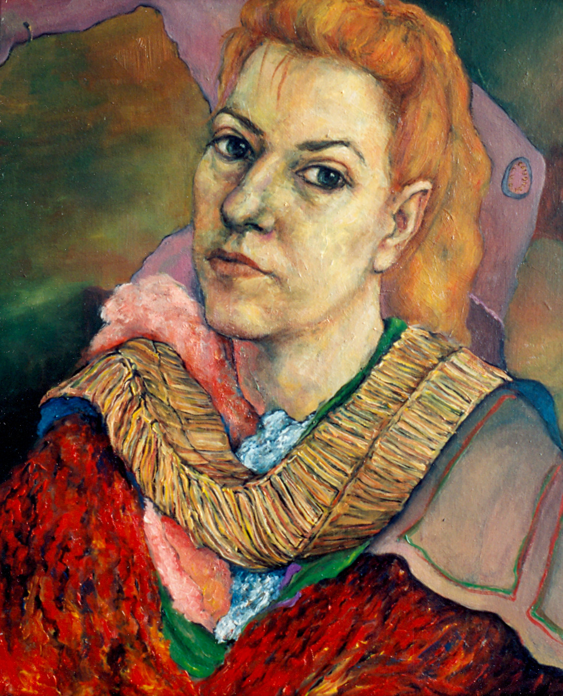 lauravandenhengel:  Self-portrait (1993)