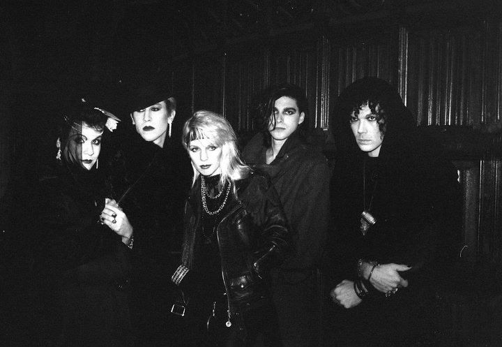otranto-archive:Christian Death (1984) by