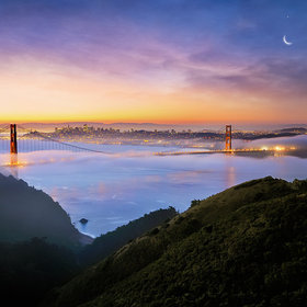 San Francisco's Dreams by Darvin Atkeson