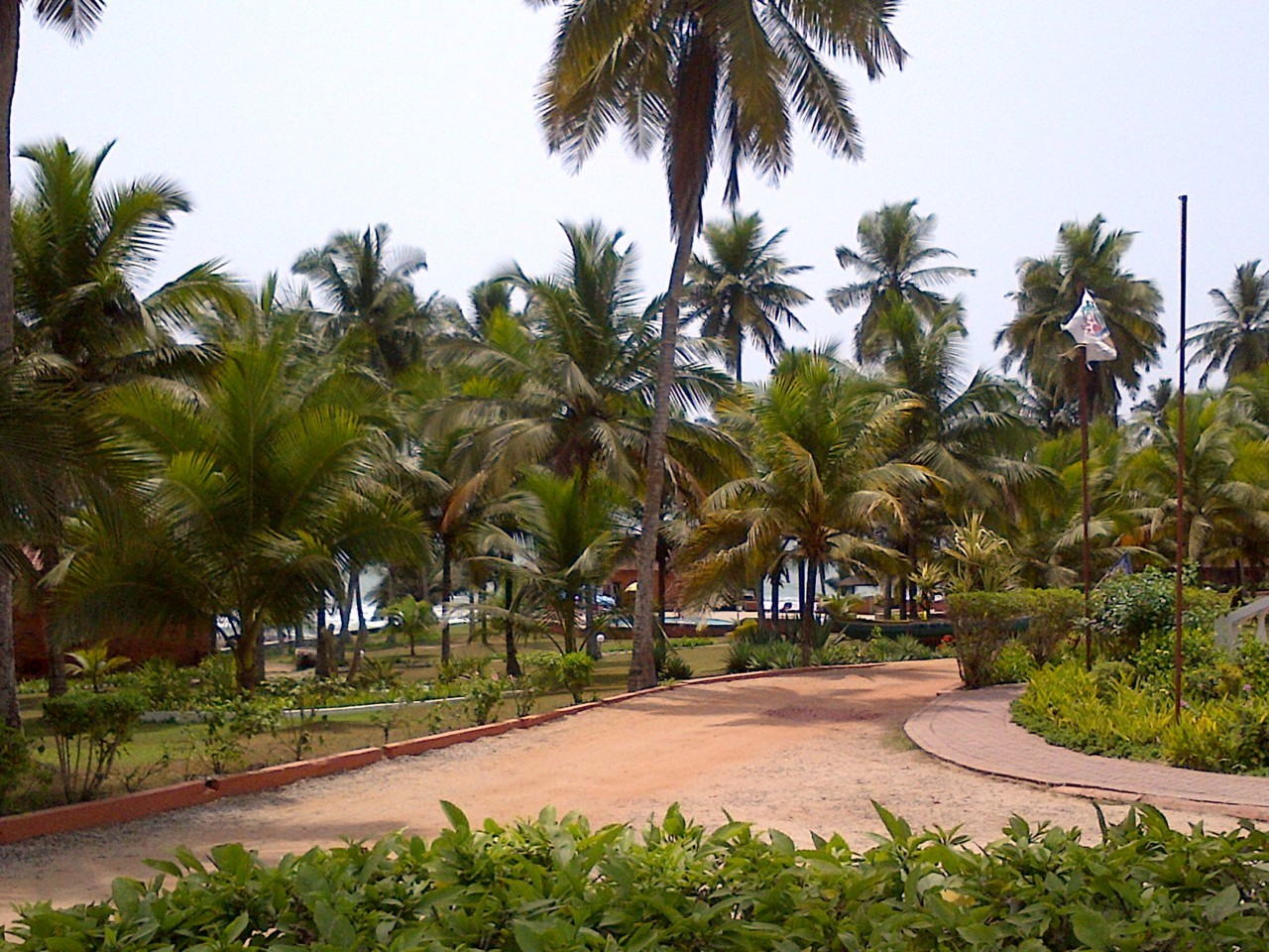 coconut grove beach resort,capecoast.