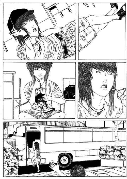 untitled short manga by ~azrulFTW pg3