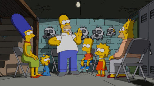latimes:  Tonight is The Simpson's 500th episode. We've got an interview with Matt Groening. Take a look!     Woo hoo!    Bonus: The Simpsons Dictionary