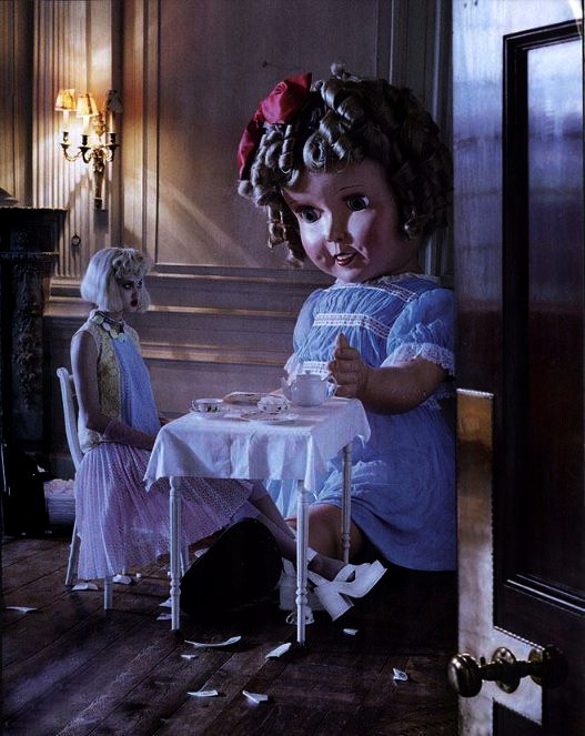 """Like a Doll"" by Tim Walker"