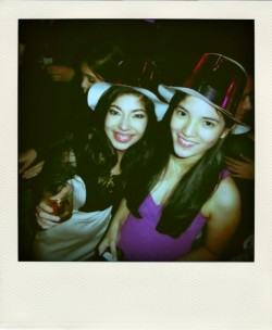 With my BCF, Alessa Lopez! (http://www.alessalopez.tumblr.com) New Year's 2012