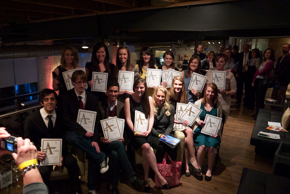 Congratulations to the AU designers for taking home 19 AAF Greenville Addy awards, including Judge's Choice, at this year's Gala. We're so proud of everyone who participated this year. It was a great night for celebrating design excellence.