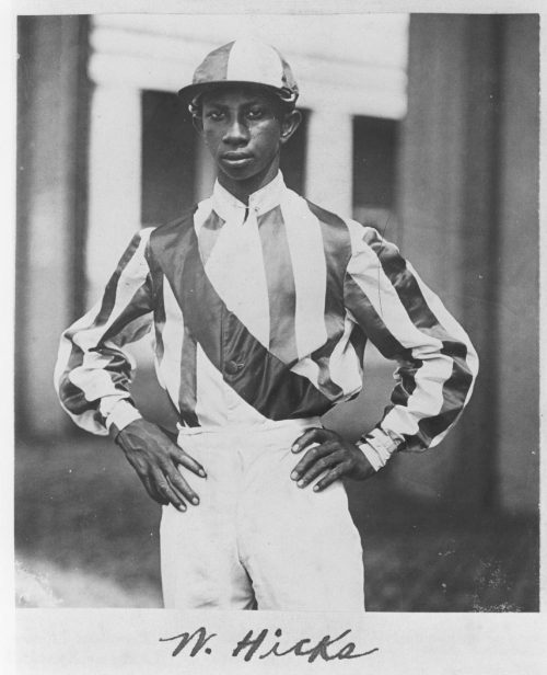 The accomplishments of African-American horsemen in the early years  of the sport are often forgotten, but in the years between the Civil War  and the turn of the century, they dominated the field. Blacks held key  positions, from jockeys to trainers to racing stable owners. Overall, 15  of the first 28 Kentucky Derby winners were riden by black jockeys and 5  were trained by black trainers. The early 1900′s witnessed a mass exodus of African Americans out  of the sport largely due to segregation and Jim Crow laws. Today,   African-Americans still just make up a small fraction of the riding  community, despite their illustrious history and accomplishments. FIND US ON TWITTER | FACEBOOK | FLICKR SUBCRIBE VIA RSS | EMAIL