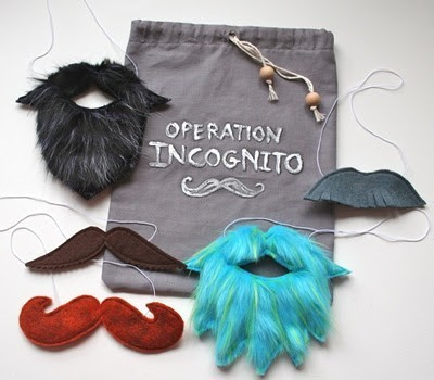 Operation Incognito from MMM Crafts