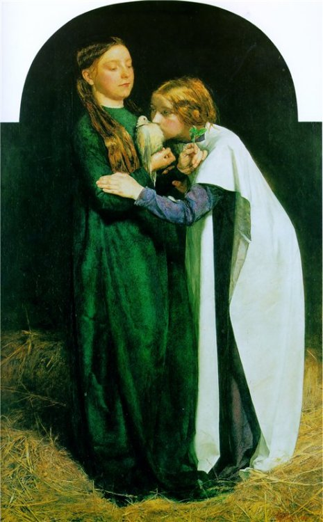 Return of the Dove to the Ark John Everett Millais