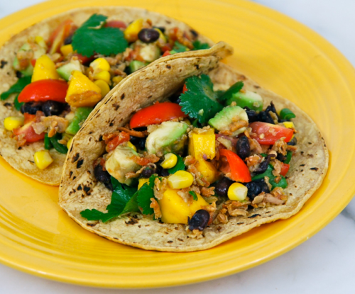 (via Toasted Tempeh Tacos)
