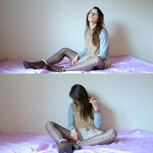 theindiefashionblog:  http://lookbook.nu/look/3080823-Don-t-Know-Don-t-Care