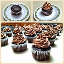 cake mocha frosting milk chocolate buttercream topping luster pearls