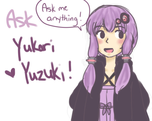 Hi everybody my ask box is open! Feel free to ask me anything :>