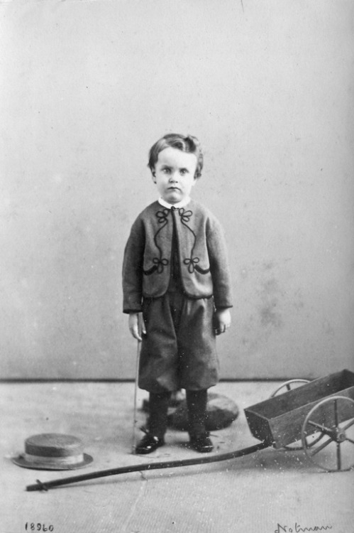 Some of these pictures of morose children posing with toys in the 1860s are LOL funny. This one is my favorite. Lisa Wade explains that people didn't really know how to pose for pictures back then. They didn't have Facebook.