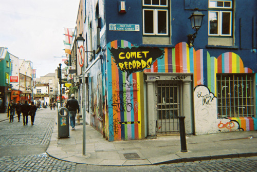 Dublin, Comet Records