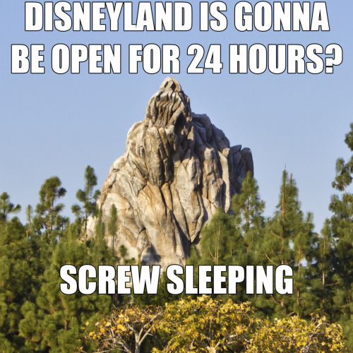 "Seriously, I'm super stoked for ""Another Disney Day"" and Disneyland Park being open for 24 hours straight. BEST LEAP DAY EVER."
