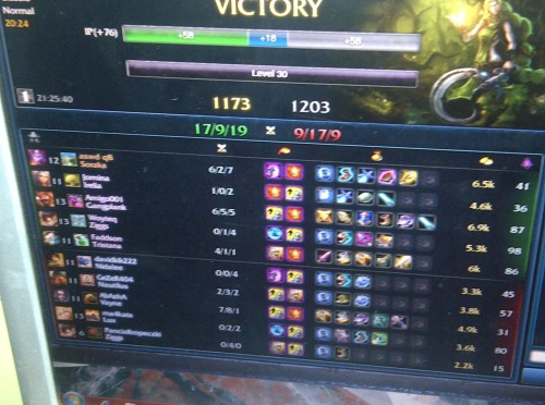 soraka is the best support ^.^ 6 / 2 /7 in 20 min *)