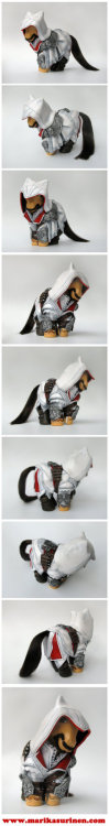 My little pony Ezio.