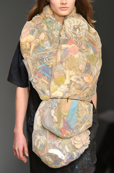 laura-kate-cooper:  CSM MA Fashion, AW12/13, Luke Brooks