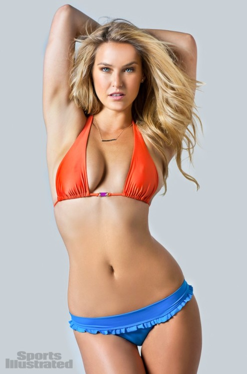 Bar Refaeli, 2012 Sports Illustrated Swimsuit Edition.