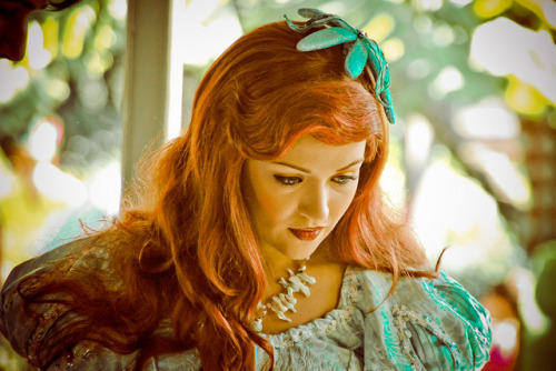 zip-a-dee-disney:  Ariel by abelle2 on Flickr.