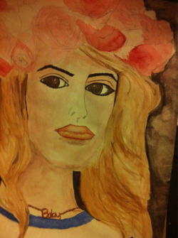 Lana by my baby girl.
