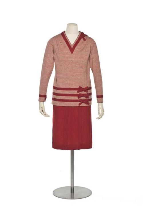 Day ensemble, 1925-29 France, Les Arts Décoratifs