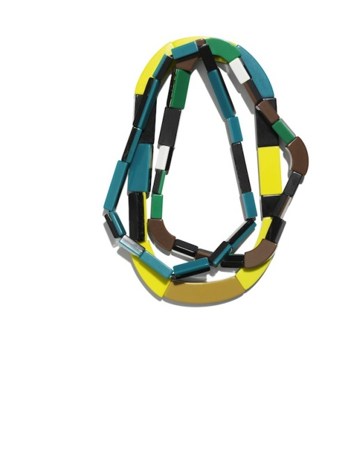jillsies:  Marni for H&M necklace