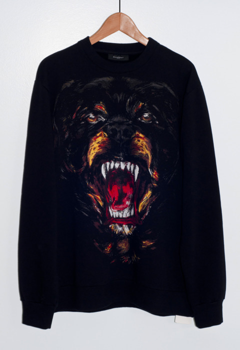 y-s-l:  givenchy sweater