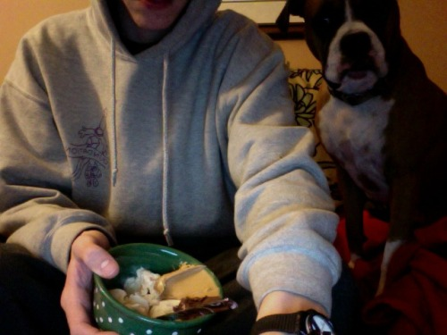 Eating some ice cream with Zuko <3