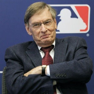 Happy Pitchers and Catchers Day! May the grace and love of Commissioner Selig be upon you all!