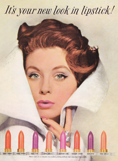 Suzy Parker for Revlon, 1959