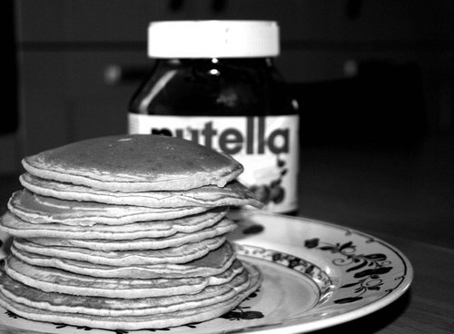 Pancakes tomorrow :) :)