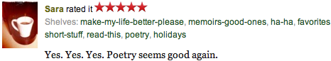 goodreads review re selected unpublished blog posts of a mexican panda express employee