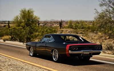 makospeed:  Mr. Angry: 1968 Dodge Charger R/T