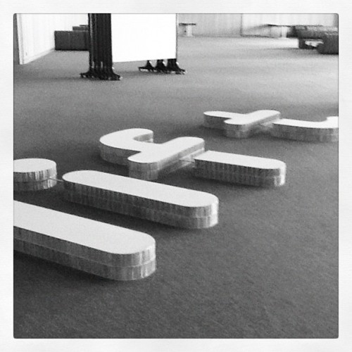 #Lift12 prior to #LiftOff! (Taken with Instagram at Centre International de Conférences Genève (CICG))