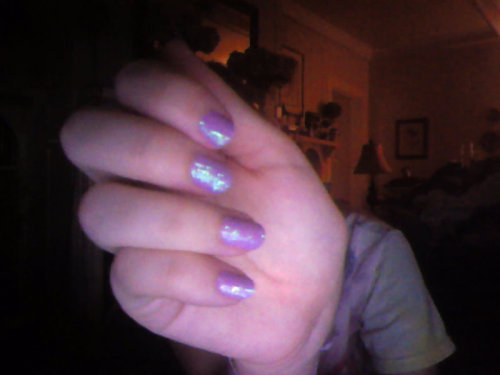 Mermaid Nails :)