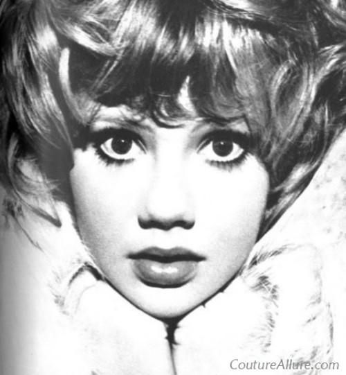 Hayley Mills, 1965.  Photo by Helmut Newton.