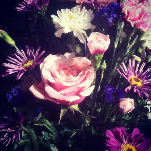 Flowers from my love