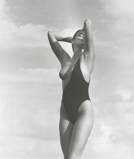 "Beauty at any sacrifice, portrayal of the exquisite. That is what Herb Ritts' work is. Naomi Campbell claimed that ""All of us experienced pain with Herb but the pain was worth it"". These incredible and previously unseen photographs of Naomi Campbell, Cindy Crawford, Johnny Depp, David Bowie and Karl Lagerfield are empowering, striking and display the subjects beautiful. Best foot forward."