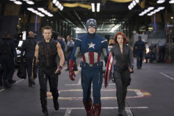 New Promotional Still from The Avengers Featured in Empire Magazine