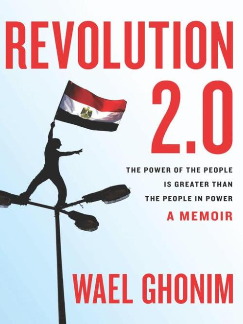 Can't wait to read this. thesmithian:   Ghonim's memoir is a welcome and cleareyed addition to a growing list of  volumes that have aimed (but often failed) to meaningfully analyze  social media's impact. It's a book about social media for people who  don't think they care about social media. It will also serve as a  touchstone for future testimonials about a strengthening borderless  digital movement that is set to continually disrupt powerful  institutions, be they corporate enterprises or political regimes.  more.