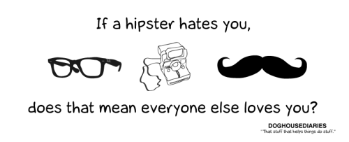 laughingsquid:  Hipster Conundrum