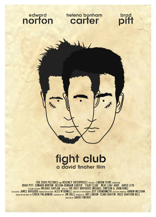 Fight Club by Dan Sherratt
